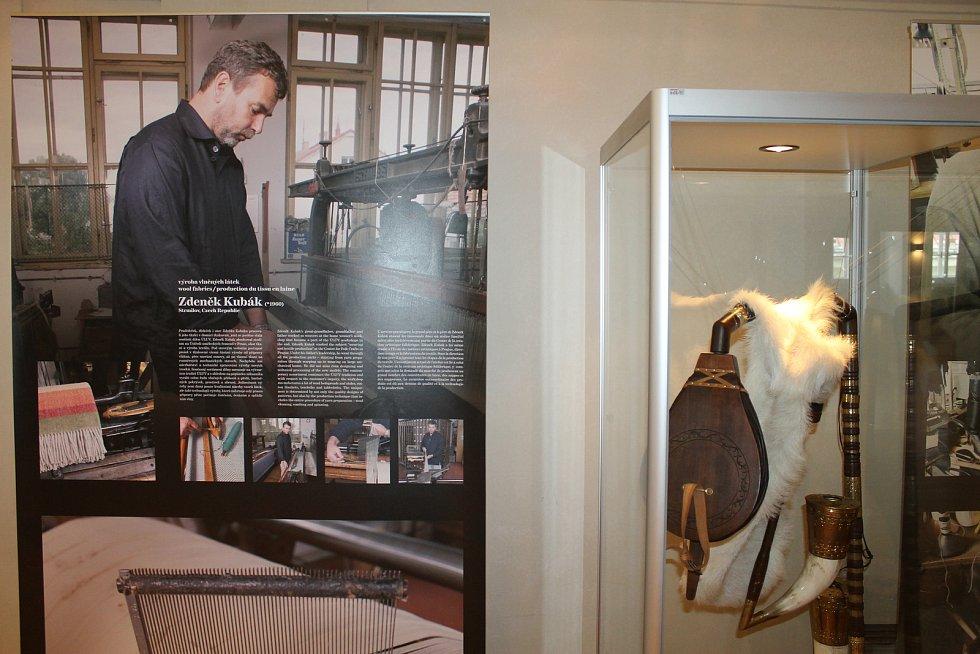 Dny evropského dědictví v Havlíčkově Brodě: Výstava Homo Faber, která je do 21. září k vidění ve Staré radnici.