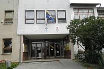 Obecní úřad v Okrouhlici.