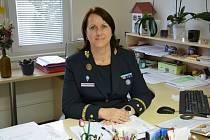 Ředitelka ženské věznice ve Světlé nad Sázavou Monika Myšičková je první ženou ve vězeňské službě, která získala hodnost brigádní generálky.
