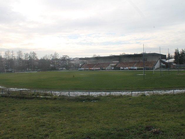 Od ledna se na brodských fotbalových Losích netrénuje. Zlepší se situace po valné hromadě FC Slovan, která je 20. ledna?