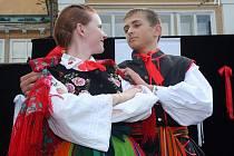 Folklor. Festival Horácko zpívá a tančí se ve Světlé koná už podeváté.