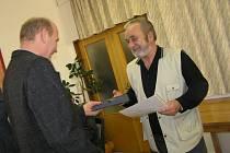 Rybáři z Přibyslavi pořádali výroční členskou schůzi