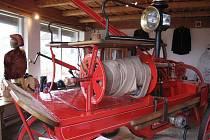 Muzeum hasičů v Číhošti skrývá hotové poklady.