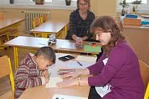 Zápisy do prvních tříd na Havlíčkobrodsku již začaly. Ilustrační foto.
