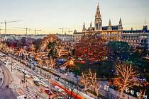 Ohlédnutí za Vánoční Vídní: Letos bez tradičních trhů