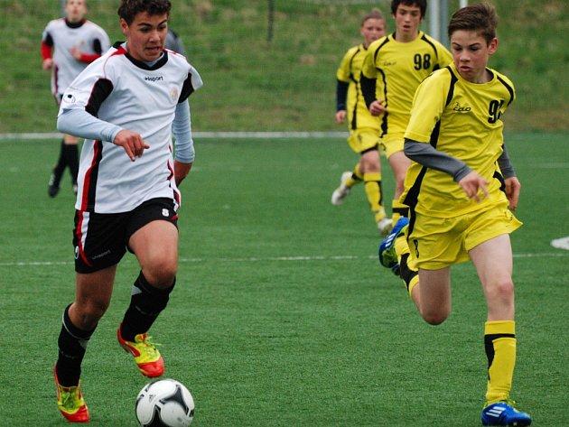 Tři vítězství si připsali ligoví žáci Slovanu proti Vyškovu. Neuspěli pouze svěřenci Pavla Pavlíka v kategorii U13.