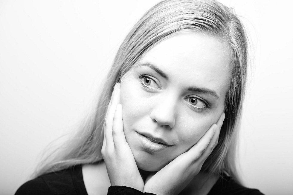 Lucie Hrochová.