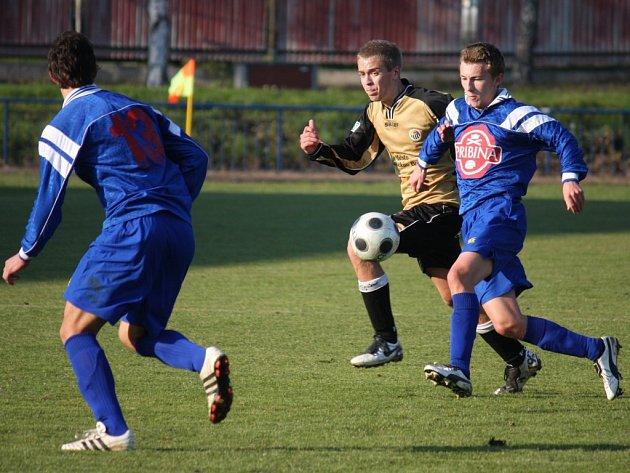 Vyhrát a čekat. To jsou cíle přibyslavských fotbalistů, kteří chtějí porazit brodské béčko a potom čekat, jestli konkurenti zaváhají ve svých duelech.