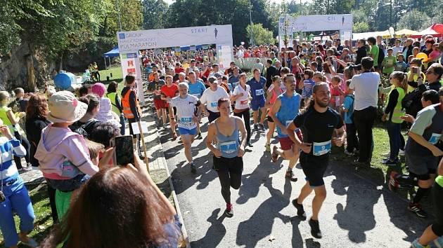 Start závodu se rychle blíží.