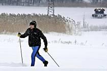 Jestli tuto zimu bude dost sněhu, mohla by být v okolí Nového Města upravena stovka kilometrů stop.