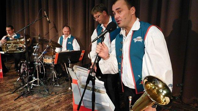 Vysočinka o víkendu hrála v Havlíčkově Brodě.