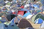 Z dění na festivalu.