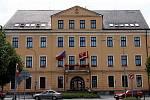 Ledečská radnice na Havlíčkobrodsku.