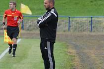 Ján Bdžoch (na snímku) se z pracovních důvodů vzdal role hlavního trenéra ligového dorostu. Na jeho místě bude působit Tomáš Bárta.