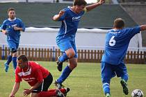 Reparát budou skládat v sobotu fotbalisté Lípy po derby v Herálci v dalším derby proti Tisu.