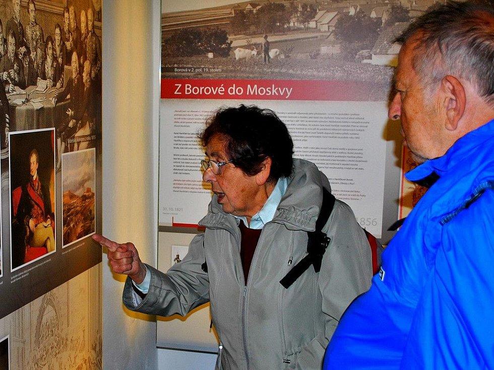 Nová expozice o Karlu Havlíčkovi se v brodském muzeu zatím těší slušnému zájmu veřejnosti.