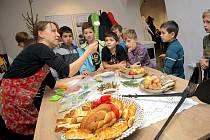 Nová výstava, která je až do 3. ledna k vidění v havlíčkobrodském Muzeu Vysočiny.