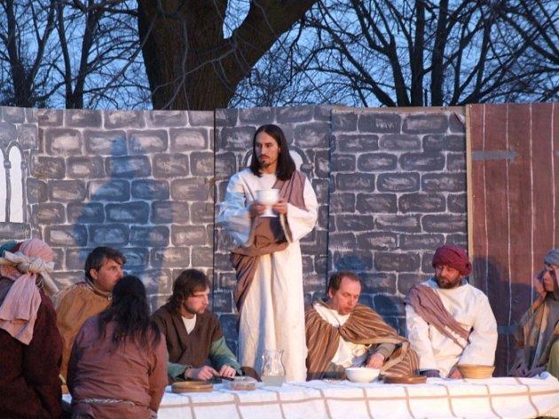 Pašijové hry u sv. Anny