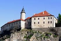 Město Ledeč investuje do oprav hradu, muzea i církevních památek nemalé částky. Ilustrační foto.