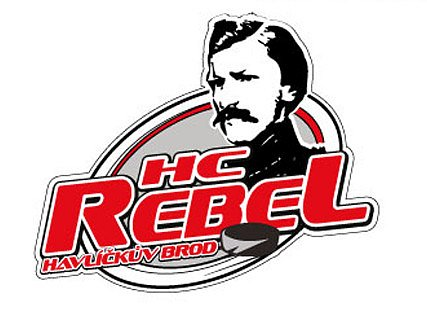 Nové logo HC Rebel