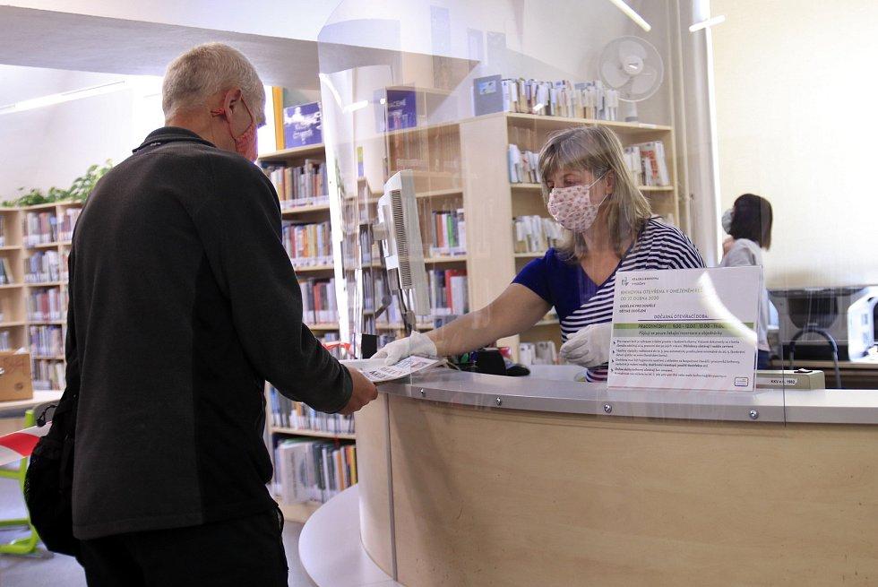 Krajská knihovna Vysočiny Havlíčkův Brod.