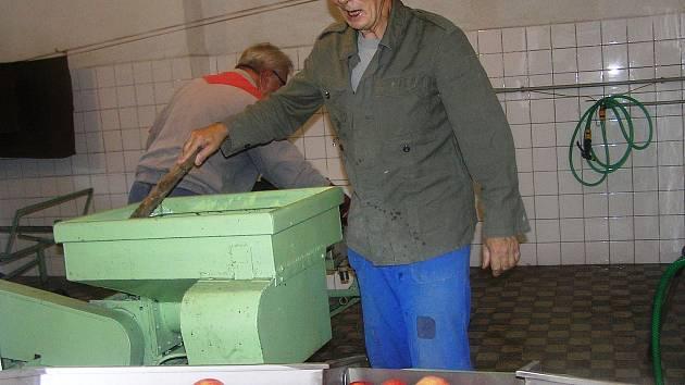 Moštárna Přibyslav.