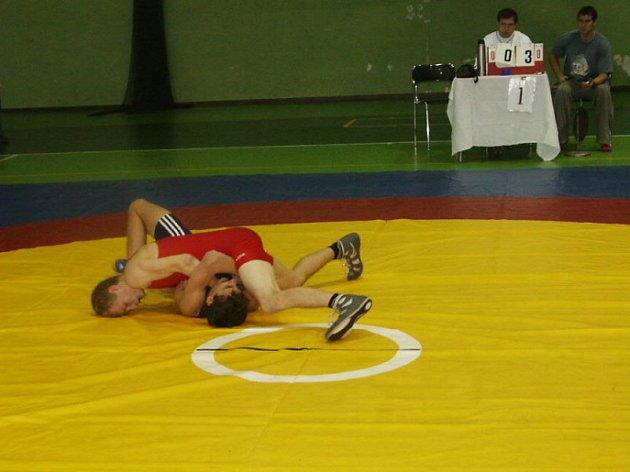 Zápasníci nezklamali. Brodský zápas opět vynikl mezi světovou elitou.