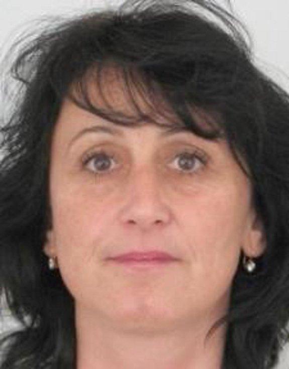 Pohřešovaná Jitka Zachariášová