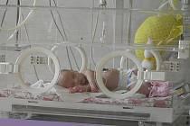 Každoročně se jen v brodské porodnici narodí zhruba 100 dětí s nízkou porodní hmotností. Ilustrační foto.