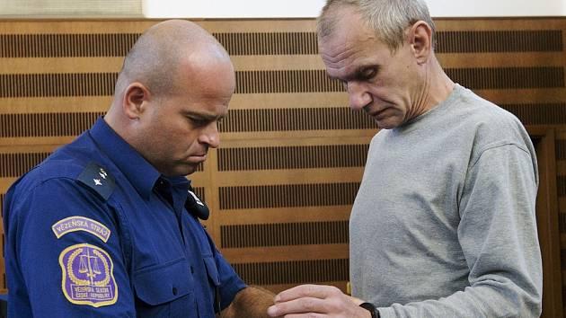 Pavel Pekár (na snímku) je podle soudu těžko napravitelný a pro společnost nebezpečný.