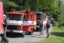 Havlíčkobrodští hasiči slavili 40. výročí sboru