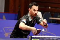 Tomáš Tregler získal v prvním finále dva body.