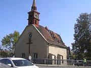 Svatá Kateřina se dočká nové střechy.