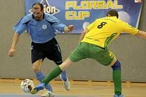 Pětadvacet gólů. Tolik se podařilo nastřílet futsalistům Bocy Chotěboř v pohárovém a ligovém zápase.