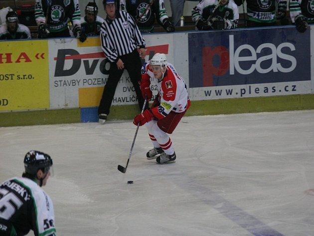 O služby útočníka Lukáše Havla pražská Slavia už nestála, proto se vydal na zkoušku do týmu extraligového konkurenta z Pardubic. Pětadvacetiletý odchovanec jihlavského hokeje vypomáhal v loňském ročníku první ligy i Havlíčkovu Brodu.