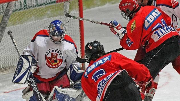 Hokejoví mladší dorostenci HC Rebelu se po vybojovaném postupu mezi elitu připravují na svou první sezonu v extralize. Právě jim skončila letní příprava.