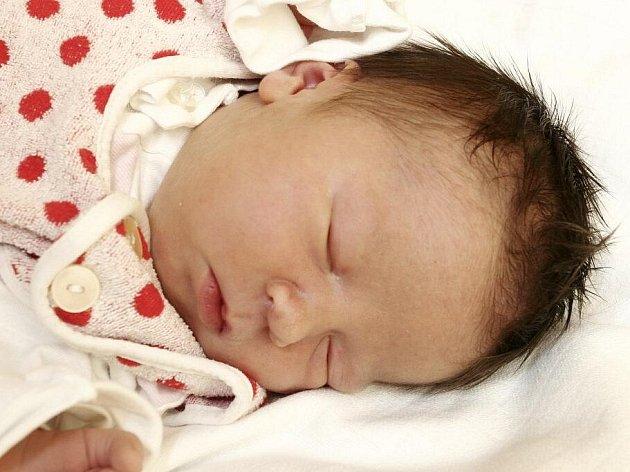 Jana Lukschová, Babice, 23.8. 2009, 4,20 kg