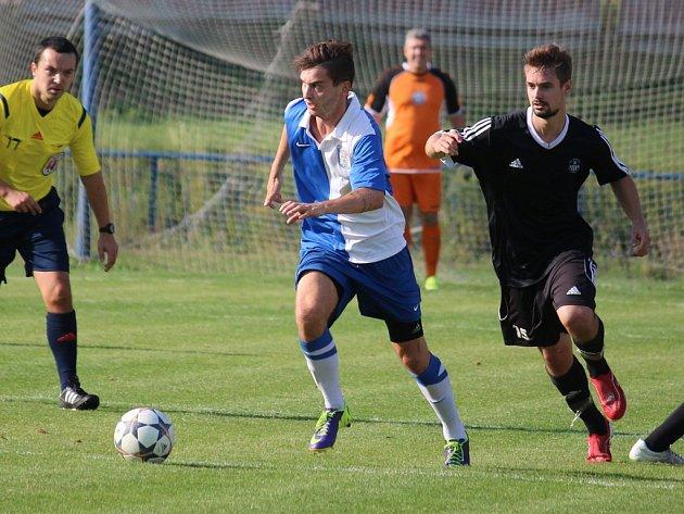 Dva body mají na kontě fotbalisté brodského Slovanu po čtyřech divizních kolech. Vinou je podle trenéra Richarda Zemana malý důraz v obou šestnáctkách.