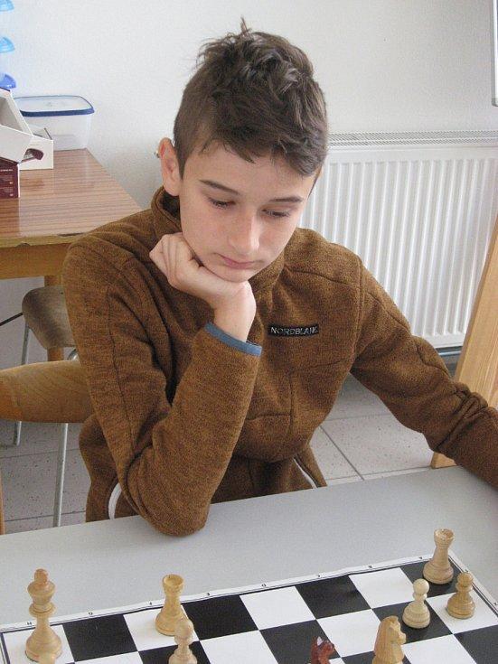 Turnaj v rapid šachu mládeže uspořádali v Havlíčkově Brodě