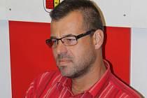 Nemalé starosti má předseda BK David Kozlík (na snímku) za neuvážené hospodaření HC Rebel  s městskou dotací určenou pro  mládežnický hokej.