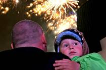 V Pelhřimově a Havlíčkově Brodě se lidé novoročního ohňostroje nedočkají. Naopak v Třebíči, Jihlavě či Žďáře nový rok uvítají bouřlivěji. Ilustrační foto.