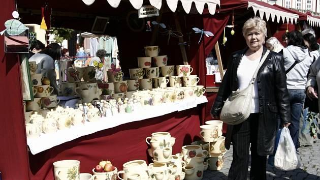 Řemeslné trhy v Havlíčkově Brodě