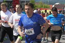 Už třetí ročník ACO běhu nabídl zábavu pro malé, velké, sportovce i ty, kterým se v horku běžet nechtělo.