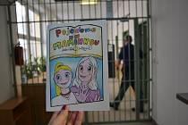 Obrázková publikace Pojedeme za maminkou. Návštěva vězení.
