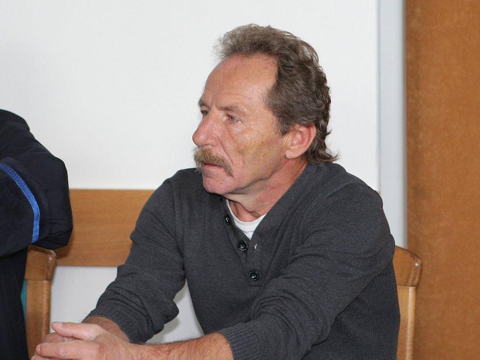 Traťový vedoucí Miroslav Matlak dostal podmínku za špatně vyplnění rozkaz pro strojvedoucího.