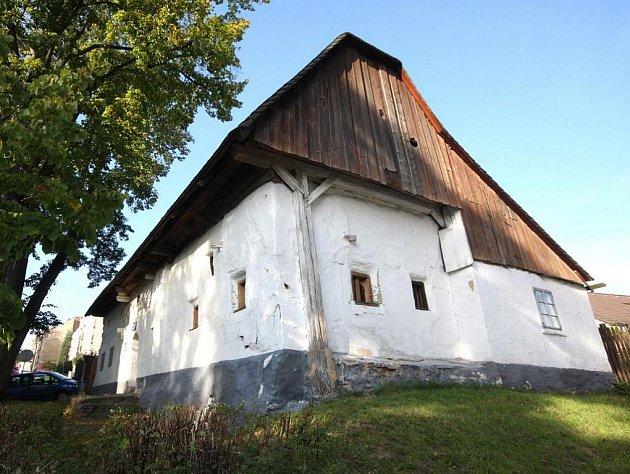 Od počátku roku patří Štáflova chalupa mezi 236 národních kulturních památek České republiky.