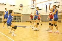 Dvěma výhrami. Tak zakončily volejbalistky Jiskry svoji pouť v základní části druhé ligy, kterou vyhrály a postoupily do dubnové baráže o I. ligu.
