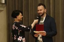 Předávání Sportovních a kulturních cen města Havlíčkův Brod.