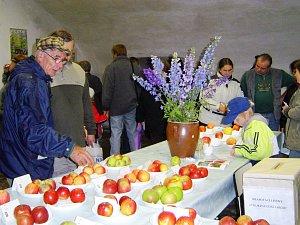 Oblíbená podzimní výstava zahrádkářských a zemědělských produktů se v Přibyslavi koná už podvacáté.