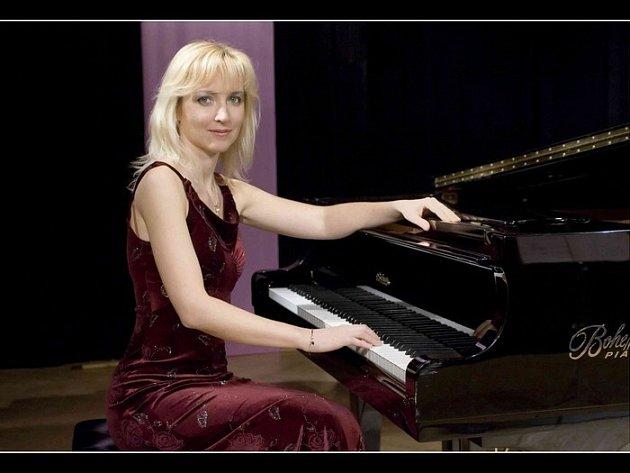 Moravské klavírní trio (na snímku Jana Ryšánková)